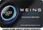 weins rewards card